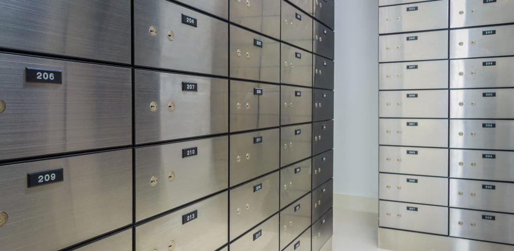 caixas de correspondência para condomínios em inox