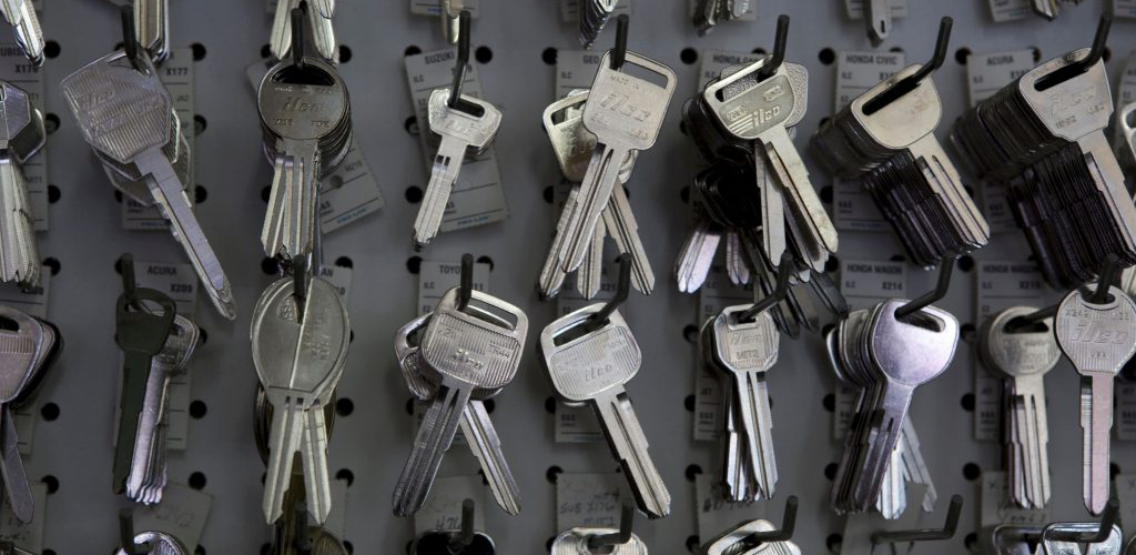 chaves do condomínio