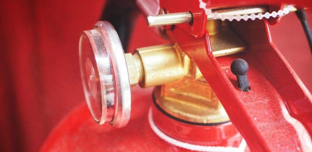 recarga de extintores para condomínio