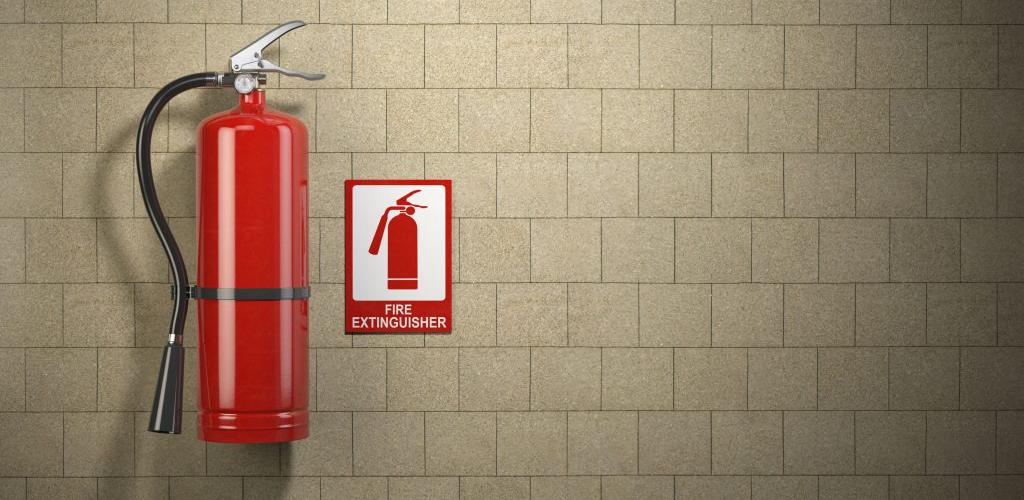 extintores de incêndio para condomínio