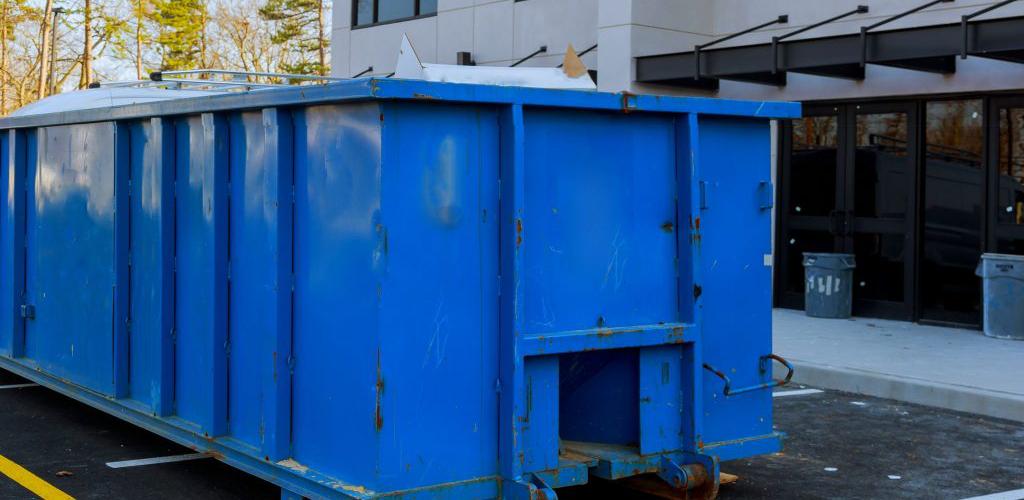 container e lixeiras para condomínio