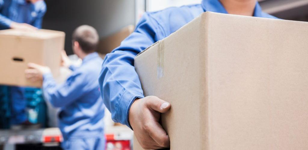 regras básicas de mudança em condomínio comercial